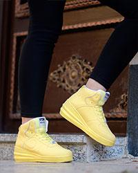 کفش نیم بوت دخترانه طرح Nike airمدل 3320