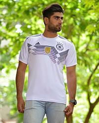 تی شرت جام جهانی تیم ملی آلمان مدل 2544