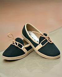 کفش دخترانه تخت مدل 3331