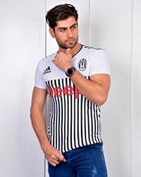 تی شرت ورزشی مردانه آدیداس مدل 3256