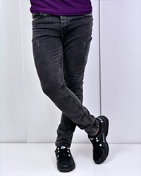 شلوار جین مردانه مدل 3104