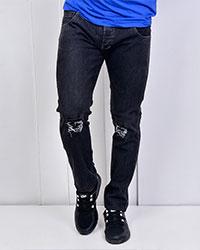 شلوار جین زاپ دار مردانه مدل 2956