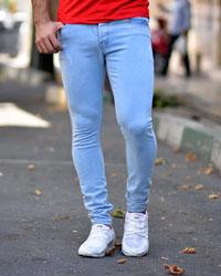 شلوار جین مردانه مدل 2882