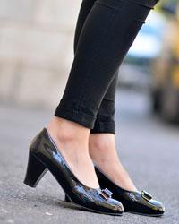 کفش پاشنه دار زنانه مدل 2891