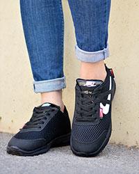 کفش ورزشی دخترانه مدل 2898