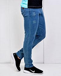 شلوار جین زاپ دارGمدل 2776