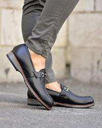 کفش کالج مردانه مدل 2685