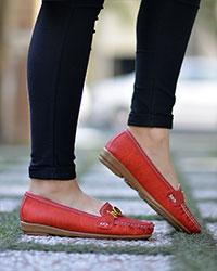 کفش کالج دخترانه پاناز دخترانه مدل 5125
