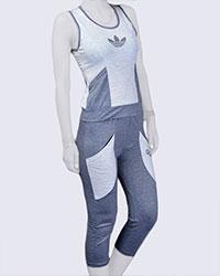 ست ورزشی آدیداس دخترانه مدل 5478