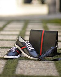 ست کیف و کفش دخترانه گوچی مدل 2545