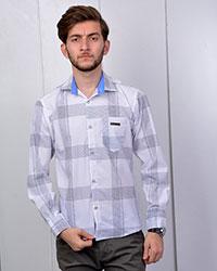 پیراهن مردانه BOSSINIمدل 9532
