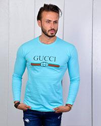 تی شرت آستین بلند گوچی مدل 2435