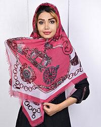 روسری طرح دار مدل 2422