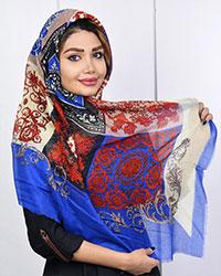 روسری طرح دار مدل 2423