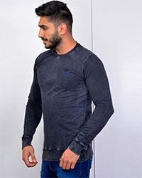 تک پوش مردانه طرح جین Polo مدل 2219
