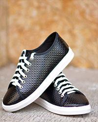 کفش دخترانه طرح دار مدل 2186