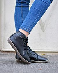 کفش ساق دار دخترانه مدل 2096
