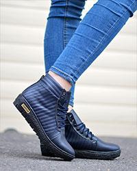 کفش نیم بوت دخترانه مدل 2110