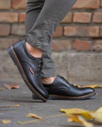 کفش مردانه تخت مدل 2064