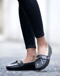 کفش کالج منگوله دار مدل 2042