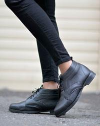 کفش ساقدار دخترانه مدل 2030