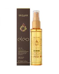 روغن برای موهای خشک الئو Eleo Dry Oil Oriflame