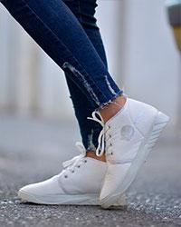 کفش ساق دار دخترانه مدل 1811