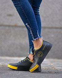 کفش دخترانه لبخند مدل 1818
