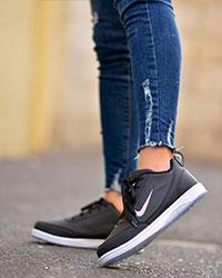 کفش ورزشی دخترانه زیره ژلهای مدل 1816