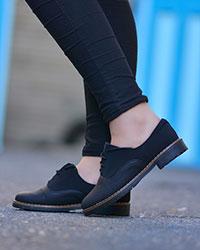 کفش دخترانه دوتیکه مدل 1766