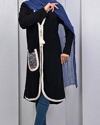 مانتو کنفی جودون مدل1215