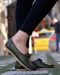 کفش کالج دخترانه آترین مدل 1219