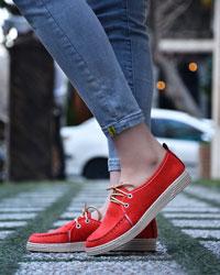 کفش دخترانهبندی آوا مدل 1249