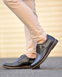 کفش مردانه تخت مدل 1482