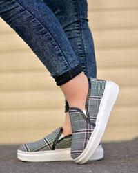 کفش دخترانه گلیمی مدل 1527