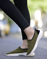 کفش راحتی دخترانه مدل 3167