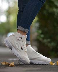 کفش ساقدار دخترانه فیلا مدل 2045