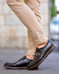 کفش مردانه سکگ دار مدل 8744