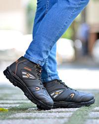 کفش مردانه طرح JIAX مدل 520