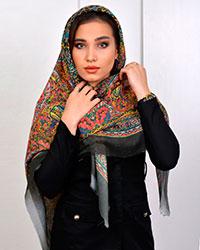 روسری دخترانه دینا مدل 1712