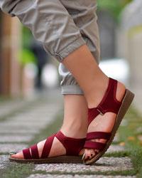 کفش صندل آسو مدل 1716