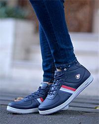 کفش ساق دار زیره ژلهای مدل 8652