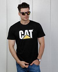 تی شرت مردانه یقه گرد کت مدل 1836