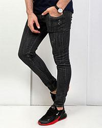 شلوار جین مردانه زاپ دار مدل 1850