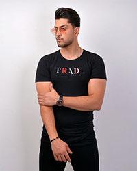 تی شرت مردانه پرادا مدل 2005