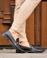 کفش کالج مردانه گوچی مدل 12016