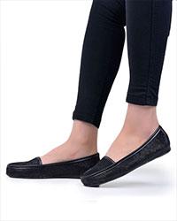 کفش دخترانه لمه مدل 1608