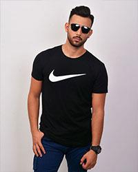 تی شرت مردانه طرح نایک مدل 2189