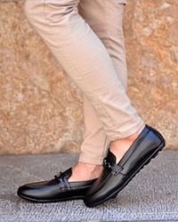کفش کالج مردانه مدل 2163