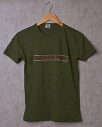 تی شرت مردانه یقه گرد مدل 2136